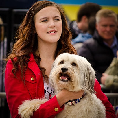 BGT 2012 Winners Ashleigh and Pudsey