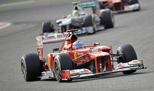 Who won the Spanish F1 Grand Prix 2013?