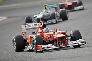 Fernando Alonso - Photo by Ryan Bayona