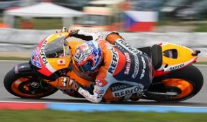 What time does the MotoGP Grand Prix of the Americas race start?