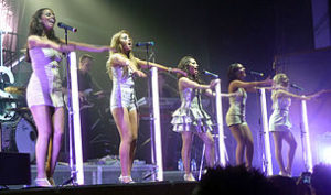 Where are The Saturdays from?