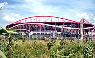 Estádio do Sport Lisboa e Benfica - Photo by Trickstar