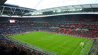Wembley Stadium - Photo by Wonker