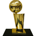 What's the NBA Trophy called?