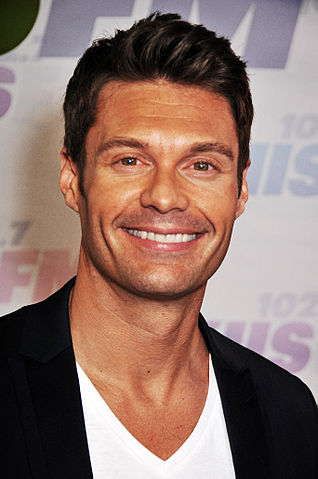 Ryan Seacrest - Photo © Glenn Francis, www.PacificProDigital.com