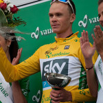 Where was Chris Froome born?