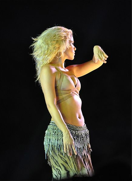 Shakira coming back to The Voice season 6 in 2014 - Photo by suran2007