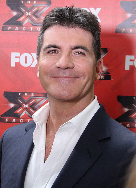 Simon Cowell coming back for The X Factor in 2013 - Photo by Alison Martin of SimonCowellOnline.com