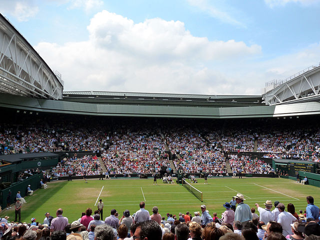 The Wimbledon Tennis Championships - Photo by Squeaky Knees