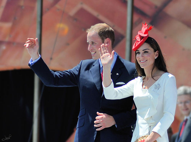Kate and William - Photo by tsaiproject