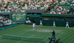 What time does the Wimbledon men's final start 2013?
