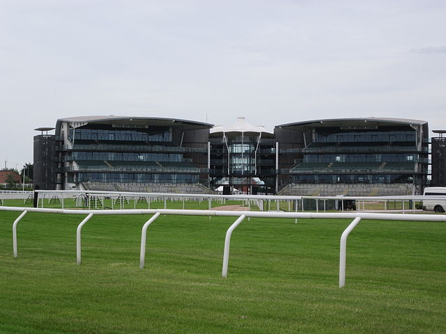 Aintree Racecourse - Photo by Rept0n1x